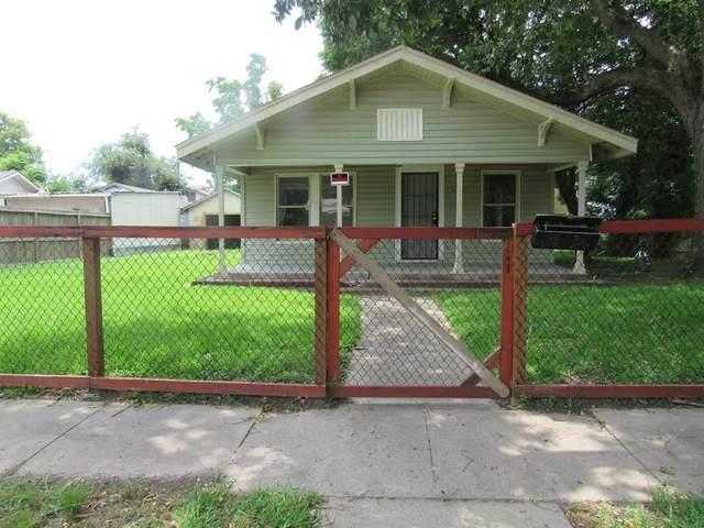 409 W Humble Street, Baytown, TX 77520 (MLS #34399400) :: The Freund Group