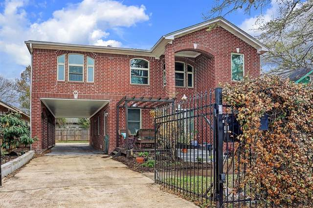 2713 Rosewood Street, Houston, TX 77004 (MLS #34539455) :: The Home Branch