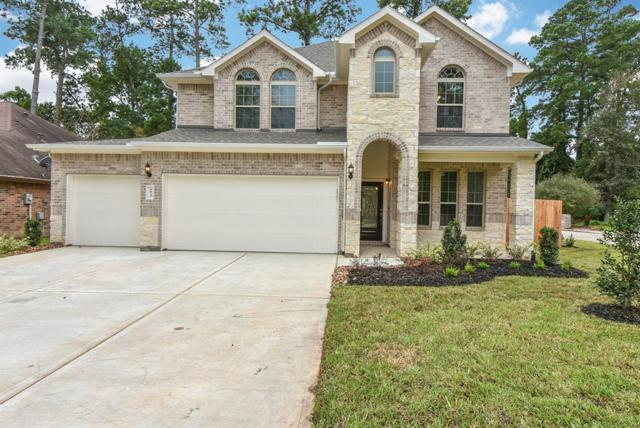 2835 Pine Arbor Drive, Montgomery, TX 77356 (MLS #34543938) :: Krueger Real Estate