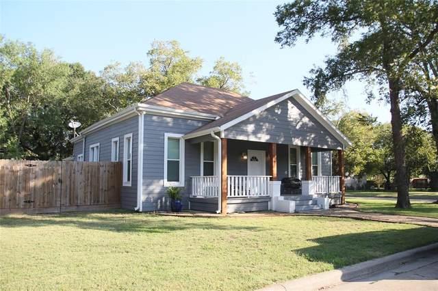 817 Teague Street, Navasota, TX 77868 (MLS #34549217) :: The Sansone Group