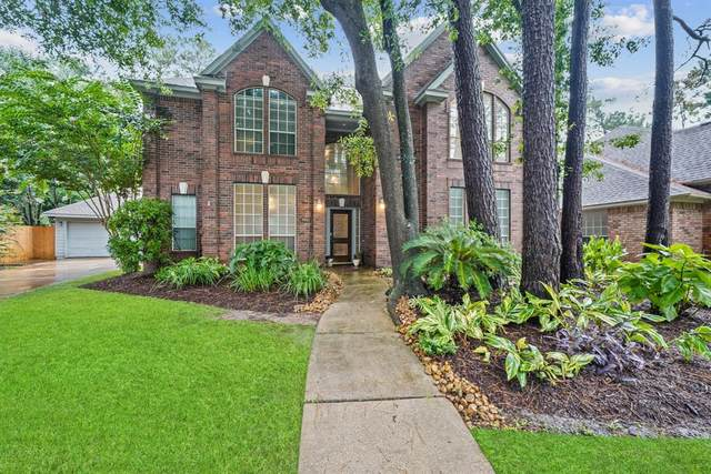 7911 Sonata Court, Houston, TX 77040 (MLS #34643119) :: The SOLD by George Team