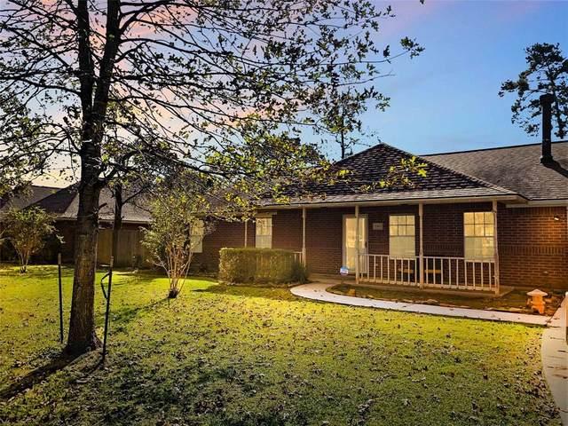 7307 Oak Bluff Drive, Magnolia, TX 77354 (MLS #34825991) :: Lerner Realty Solutions
