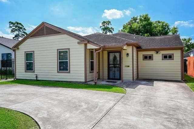 3806 Arbor Street, Houston, TX 77004 (MLS #3505914) :: All Cities USA Realty