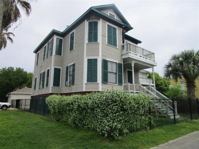 1628 Avenue K, Galveston, TX 77550 (MLS #35140688) :: Magnolia Realty