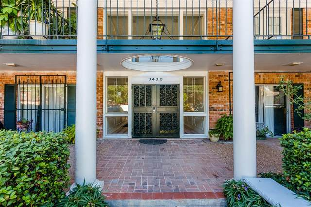 3400 Timmons Lane #28, Houston, TX 77027 (MLS #35211151) :: The Bly Team