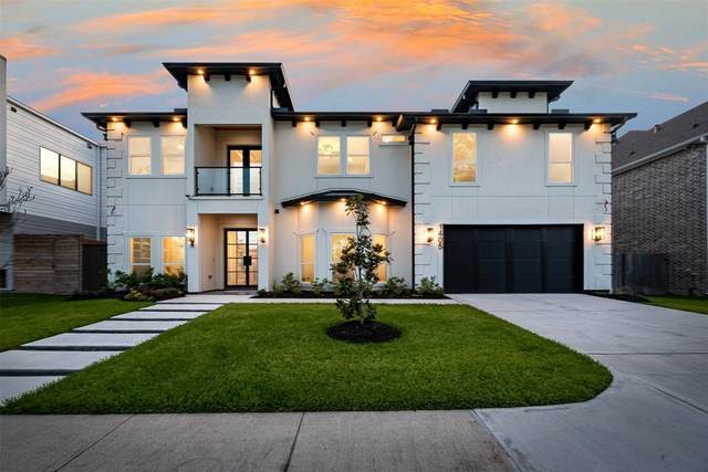 1405 Glenmore Forest Street, Houston, TX 77055 (MLS #35358236) :: The SOLD by George Team