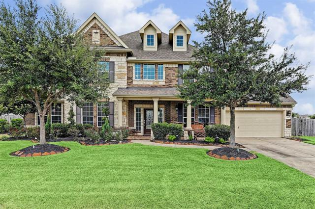 2307 Lakeway Drive, Friendswood, TX 77546 (MLS #35472429) :: The SOLD by George Team