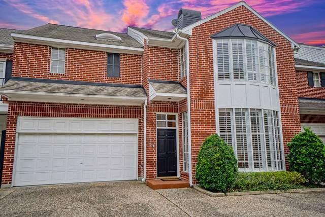 2305 Nantucket Drive B, Houston, TX 77057 (MLS #35577700) :: Giorgi Real Estate Group