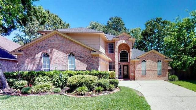 19110 Sprinters Drive, Humble, TX 77346 (MLS #35760525) :: The Home Branch