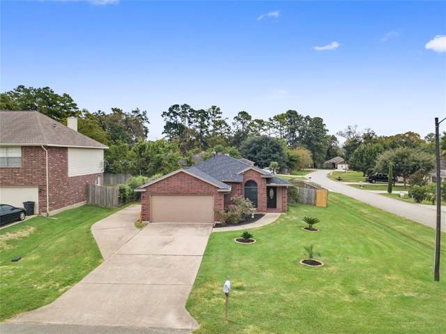 206 Cool Cove, Montgomery, TX 77356 (MLS #35783161) :: The Home Branch