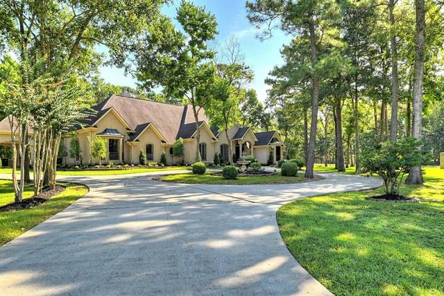 9819 Crestwater Circle, Magnolia, TX 77354 (MLS #35805060) :: Giorgi Real Estate Group