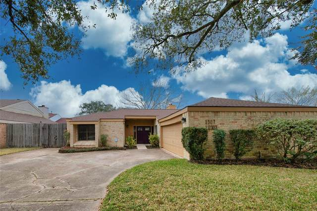 1907 Rainlily Drive, Houston, TX 77084 (MLS #35822589) :: The Property Guys