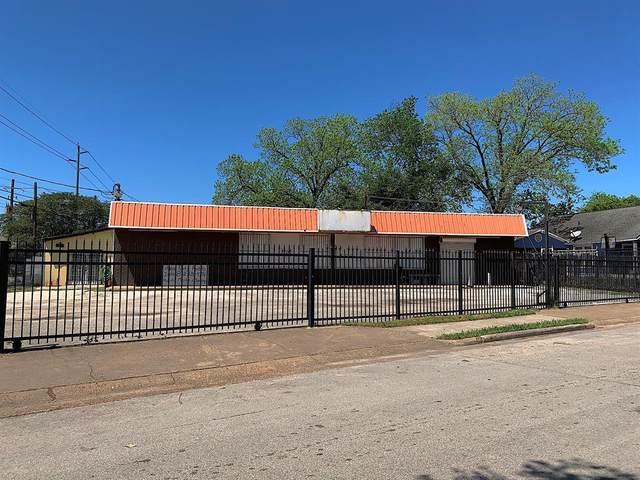 805 Maltby Street, Houston, TX 77011 (MLS #35830852) :: NewHomePrograms.com LLC