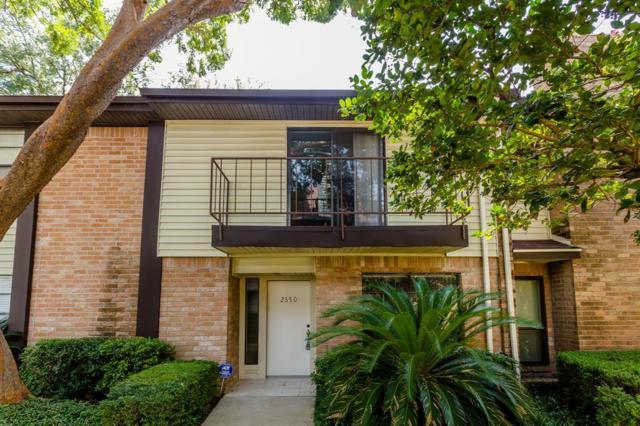 2550 Bering Drive, Houston, TX 77057 (MLS #35881530) :: Giorgi Real Estate Group