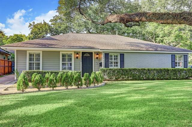 3326 Cloverdale Street, Houston, TX 77025 (MLS #35935531) :: The SOLD by George Team