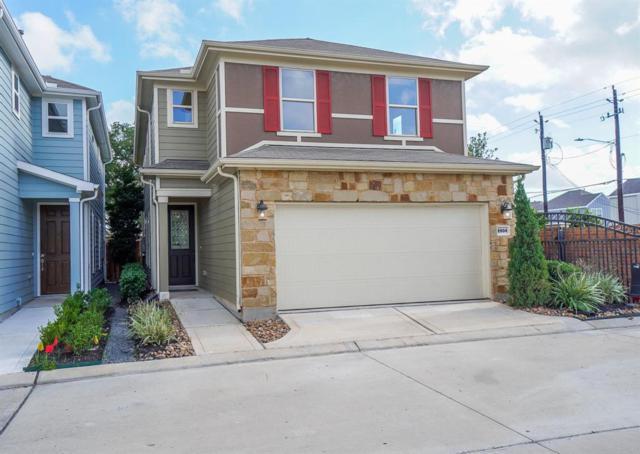 8904 Hollister Commons Lane, Houston, TX 77080 (MLS #36026004) :: The Heyl Group at Keller Williams