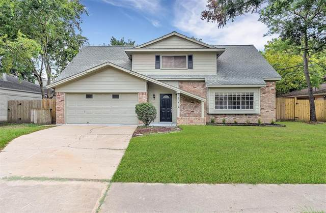 6010 Golden Forest Drive, Houston, TX 77092 (MLS #36059227) :: The Home Branch