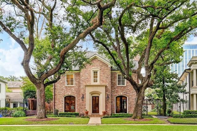 2435 Stanmore Drive, Houston, TX 77019 (MLS #36164041) :: Caskey Realty