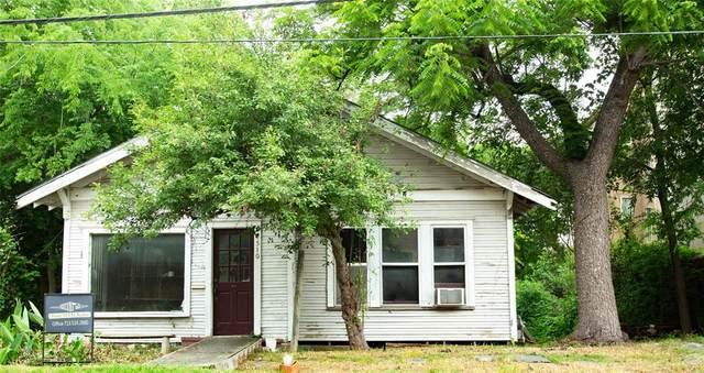 4510 Cornish Street, Houston, TX 77007 (MLS #36170833) :: My BCS Home Real Estate Group