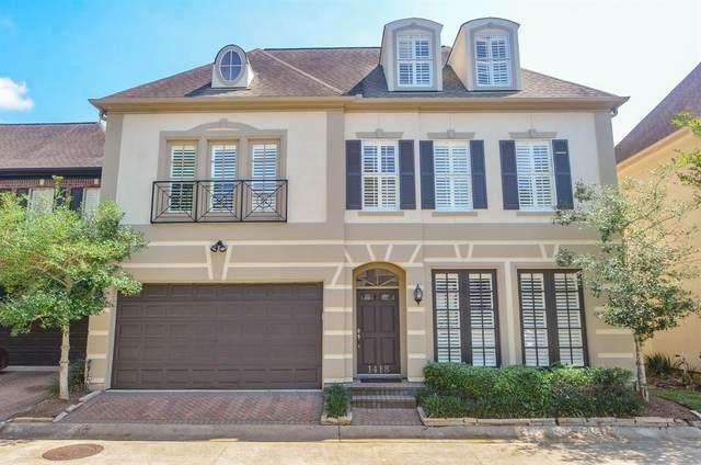 1418 E Hilshire Park Drive, Houston, TX 77055 (MLS #36232191) :: Keller Williams Realty