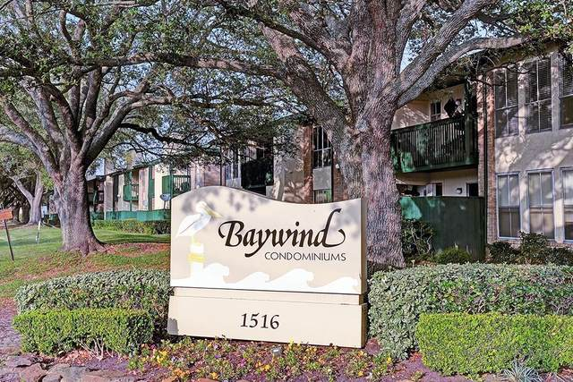 1516 Bay Area Blvd Boulevard B7, Houston, TX 77058 (MLS #36313513) :: The SOLD by George Team