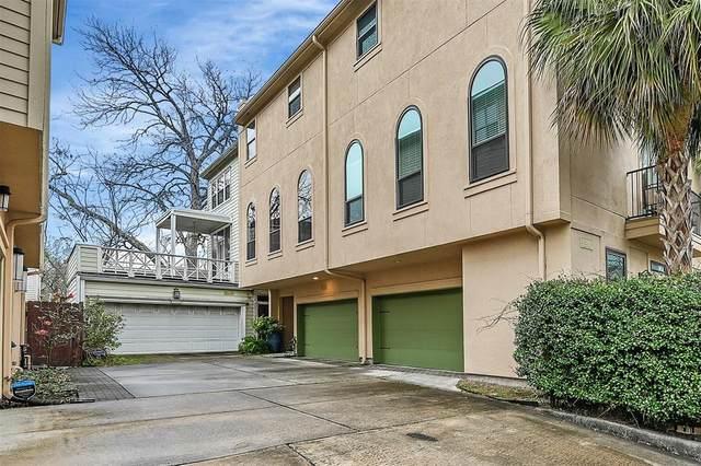 1326 Willard Street, Houston, TX 77006 (MLS #36322542) :: My BCS Home Real Estate Group