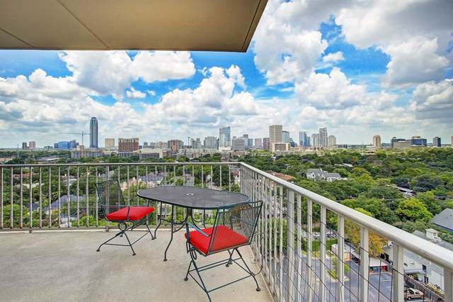 2200 Willowick Road 12D, Houston, TX 77027 (MLS #36379705) :: Texas Home Shop Realty