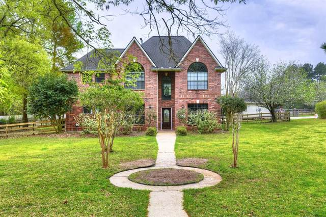 11115 Autumn Mist Cove, Magnolia, TX 77354 (MLS #36452139) :: Giorgi Real Estate Group