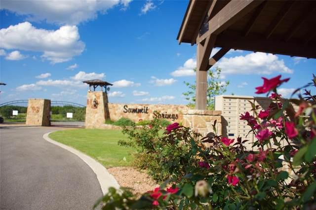 Lot 219 Rolling Waters Court, Marble Falls, TX 78654 (MLS #3651165) :: Keller Williams Realty