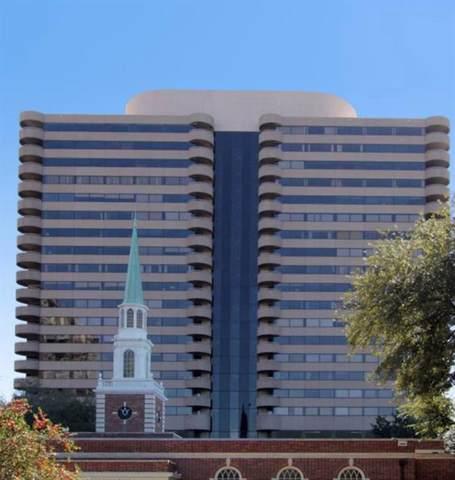 5000 Montrose Blvd Boulevard 13E, Houston, TX 77006 (MLS #36674747) :: Keller Williams Realty