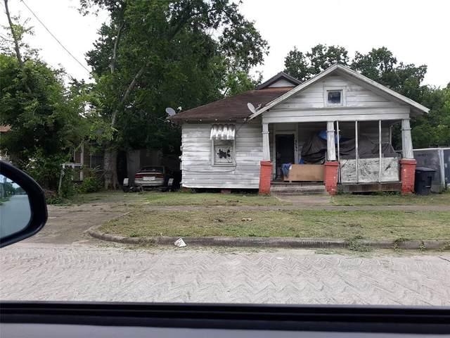 1618 Benson Street, Houston, TX 77020 (MLS #36865307) :: Lerner Realty Solutions