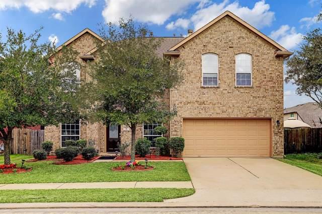72 Terra Bella Drive, Manvel, TX 77578 (MLS #36927130) :: The Home Branch