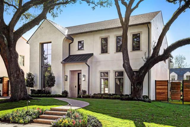 3609 Meadow Lake Lane, Houston, TX 77027 (MLS #36948406) :: Glenn Allen Properties