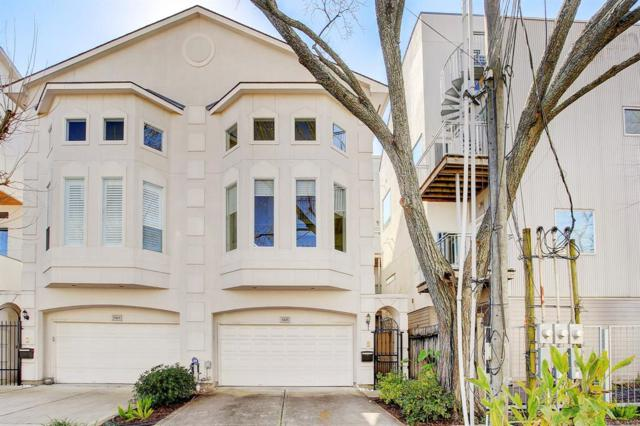 5425 Rose Street, Houston, TX 77007 (MLS #37052022) :: The Bly Team