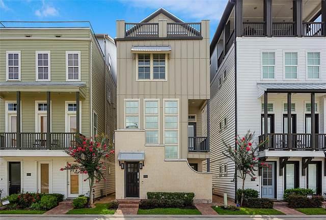 8721 Oak Kolbe Lane, Houston, TX 77080 (MLS #37075767) :: The Freund Group