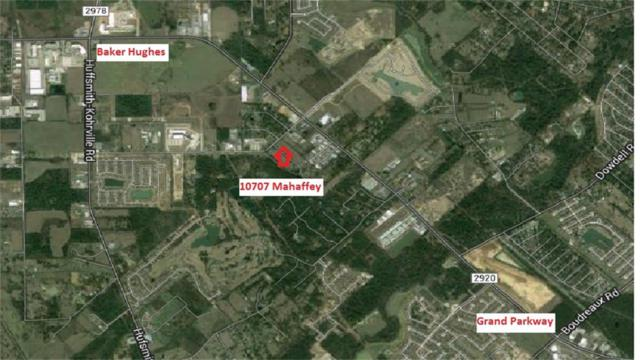 10715 Mahaffey Road, Tomball, TX 77375 (MLS #37077238) :: The SOLD by George Team