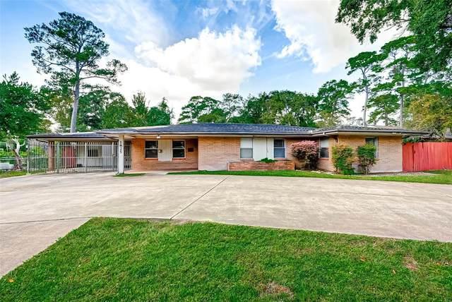 1825 Campbell Road, Houston, TX 77080 (MLS #37146285) :: Caskey Realty