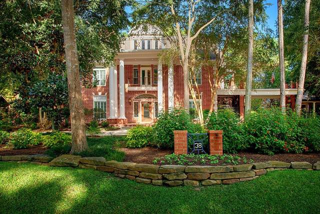 38 Grogans Point Road, The Woodlands, TX 77380 (MLS #37163695) :: The Property Guys