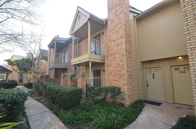 1515 Sandy Springs Road #1807, Houston, TX 77042 (MLS #37175108) :: Christy Buck Team