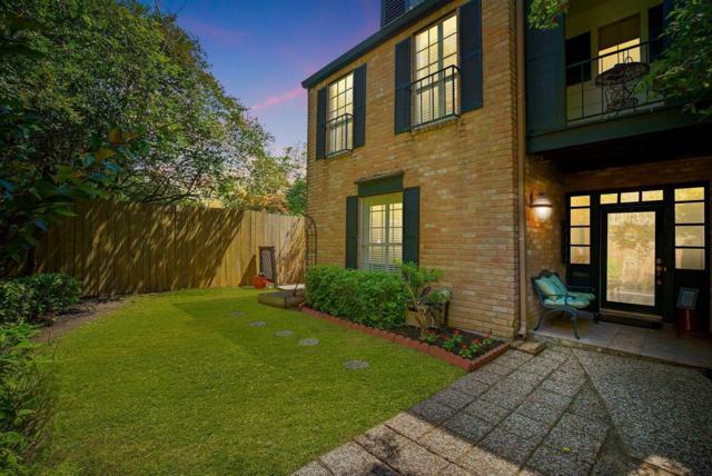 3601 Wakeforest Street, Houston, TX 77098 (MLS #37246945) :: Glenn Allen Properties