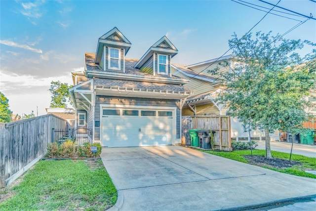 3310 Omega Street, Houston, TX 77022 (MLS #37335123) :: Connell Team with Better Homes and Gardens, Gary Greene