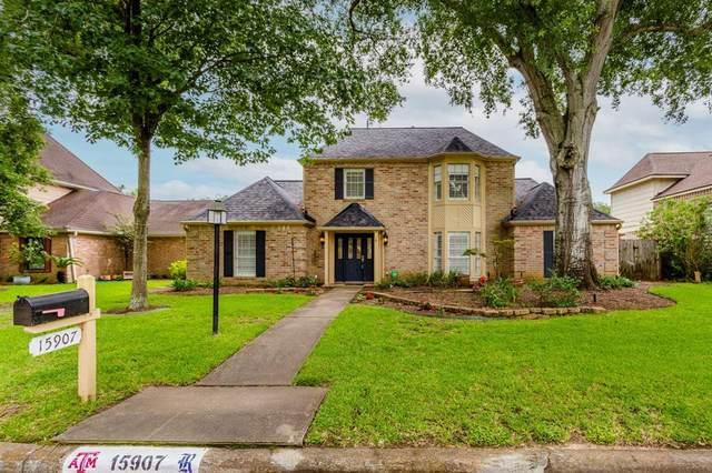 15907 Foxgate Road, Houston, TX 77079 (MLS #3759644) :: The Property Guys