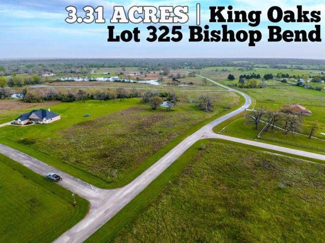 Lot 325 Bishop Bend, Iola, TX 77861 (MLS #37765209) :: Fairwater Westmont Real Estate