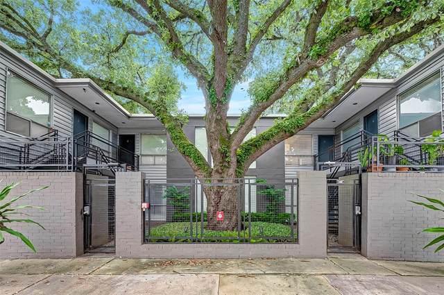 1219 Banks Street #7, Houston, TX 77006 (MLS #37872335) :: Green Residential