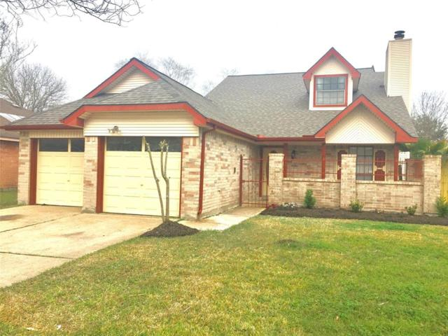 2619 Lazy Spring Court, Missouri City, TX 77489 (MLS #37916698) :: The Bly Team