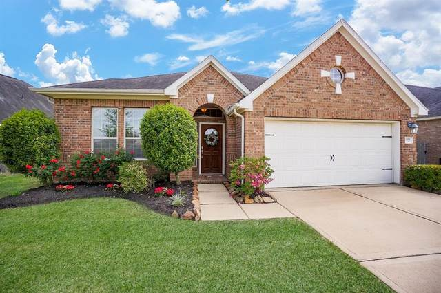 19511 Brighton Brook Lane, Richmond, TX 77407 (MLS #38160891) :: The Home Branch