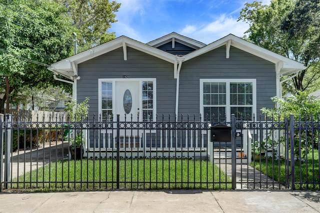 1420 Alexander Street, Houston, TX 77008 (MLS #38257235) :: The Home Branch