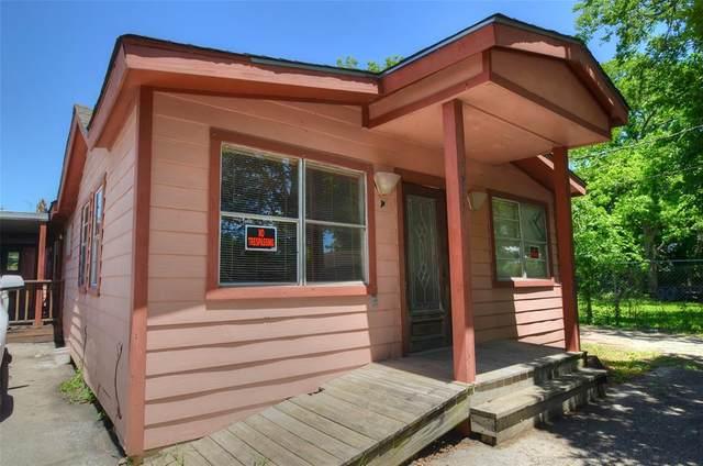 8223 Lane Street, Houston, TX 77029 (MLS #38320954) :: The Property Guys