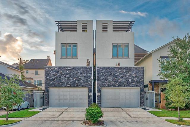 319 Peden Street, Houston, TX 77006 (MLS #38425854) :: Glenn Allen Properties