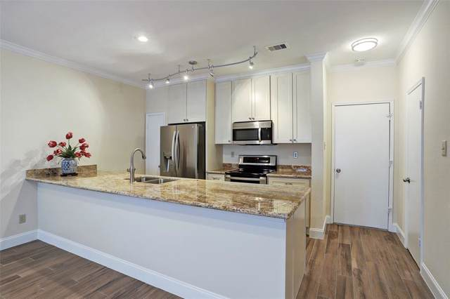 660 Wilcrest Drive #660, Houston, TX 77042 (MLS #38558286) :: The Heyl Group at Keller Williams